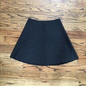 Top Shop Black Skate Skirt
